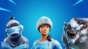 Fortnite Polar Legends Pack / Bundle Leaked - Gefrorener Fischstock und Nog Ops, Cattus / Monster Skins