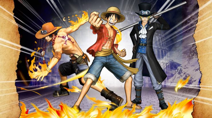 One Piece: Pirate Warriors 4, drei neue Charakter-Trailer zu Monkey D. Luffy und Crocodile
