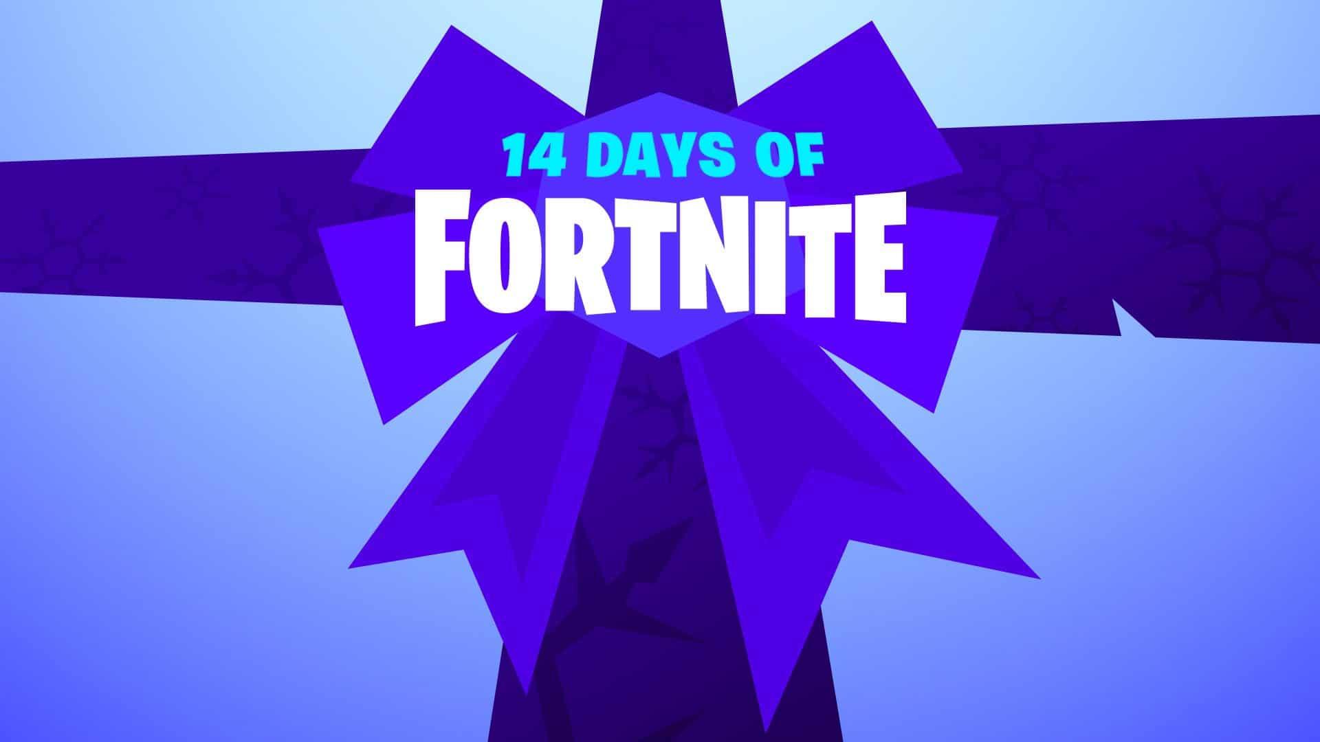 14 Tage des Fortnite-Ereignisses