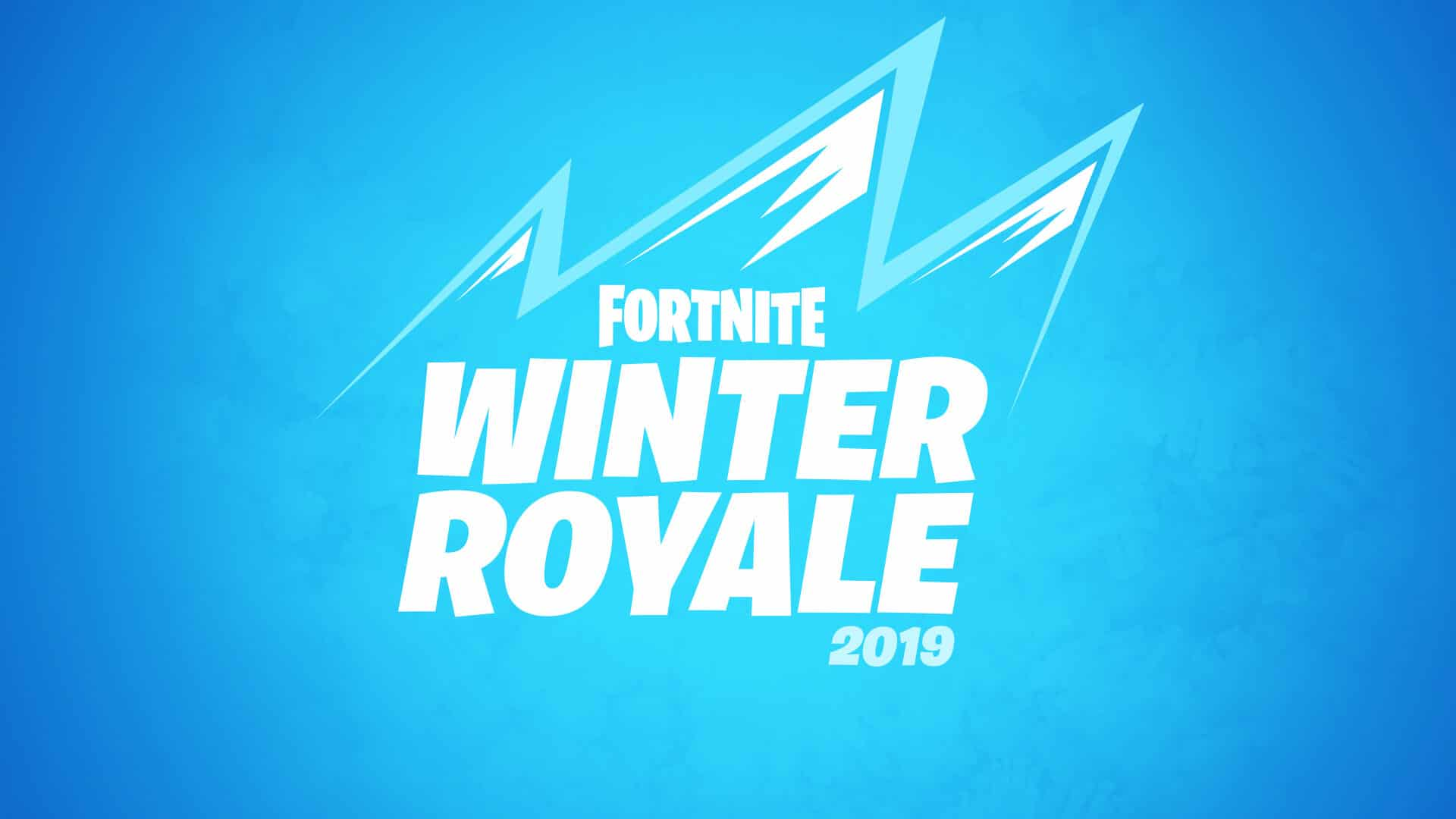 FORTNITE WINTER ROYALE 2019 DUOS