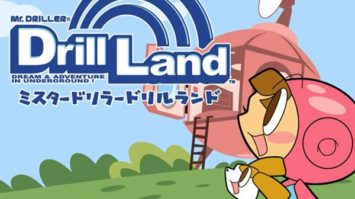 Bandai Namco registriert die Marke Mr. Driller Drill Land in Europa