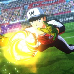 Captain Tsubasa: Holly und Benji in Aktion im Preview-Video von Rise of New Champions