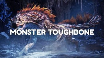 World Iceborne Monster Toughbone Farming Guide