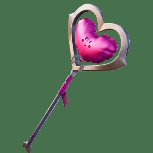 Fortnite v11.50 Durchgesickerte Spitzhacke - Herzklopfer