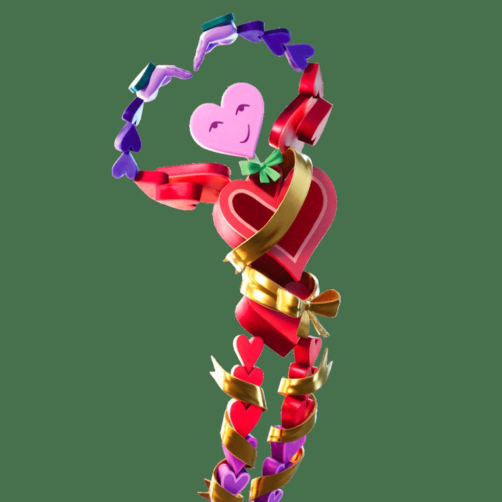 Fortnite v11.50 Durchgesickerter Haut-Candyman