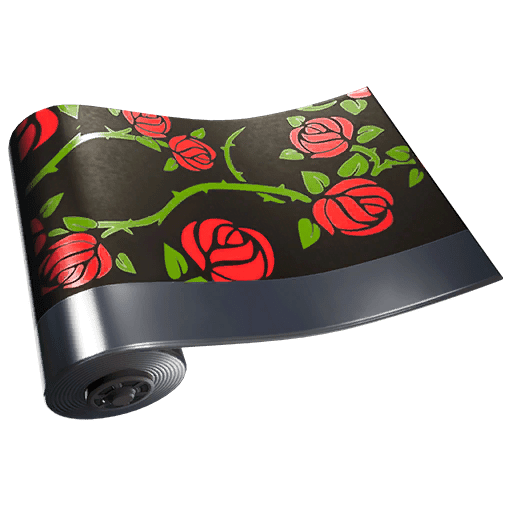Fortnite v11.50 Leaked Wrap-Roses sind rot