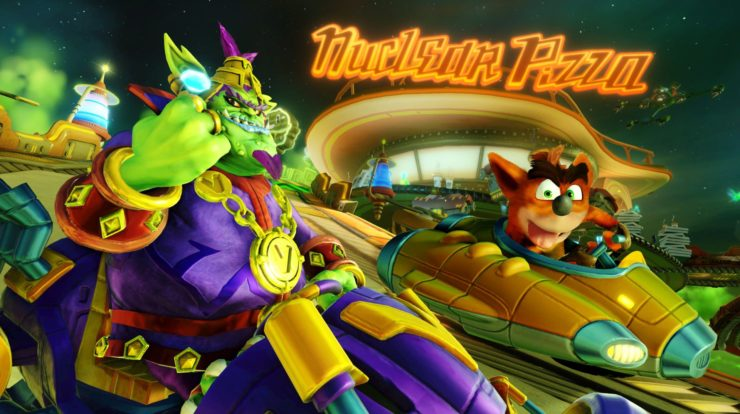 Crash Team Racing Nitro-Fueled, der letzte Grand Prix startet morgen: Trailer und News