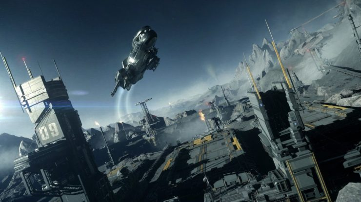 Star Citizen: Crytek hat die Klage gegen Cloud Imperium Games beendet
