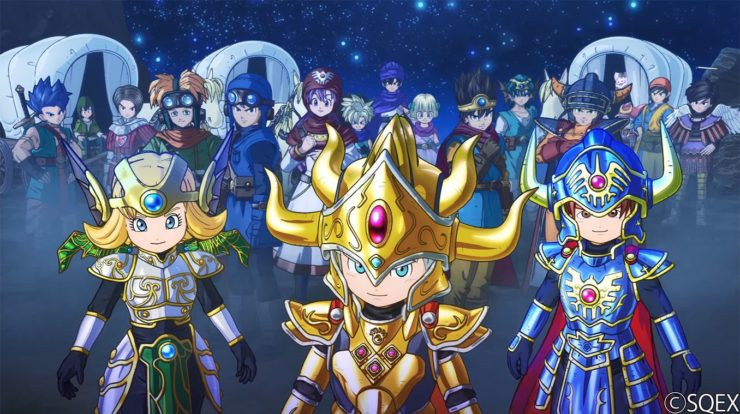 Dragon Quest of the Stars kommt im Westen an, Download-Links für iPhone und Android
