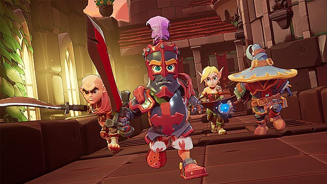 Dungeon Defenders: Awakened Early Access Review - Lustlose Nostalgie