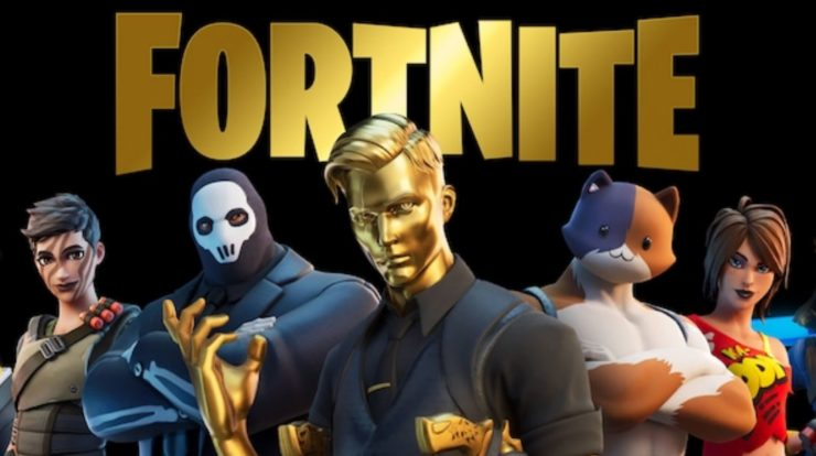 Fortnite: So entsperren Sie Gold Skins der 2. Staffel