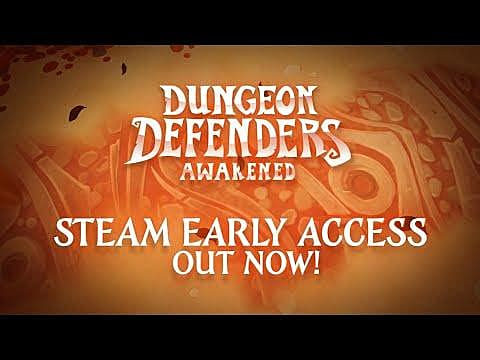 Dungeon Defenders: Jetzt in Steam Early Access erwacht