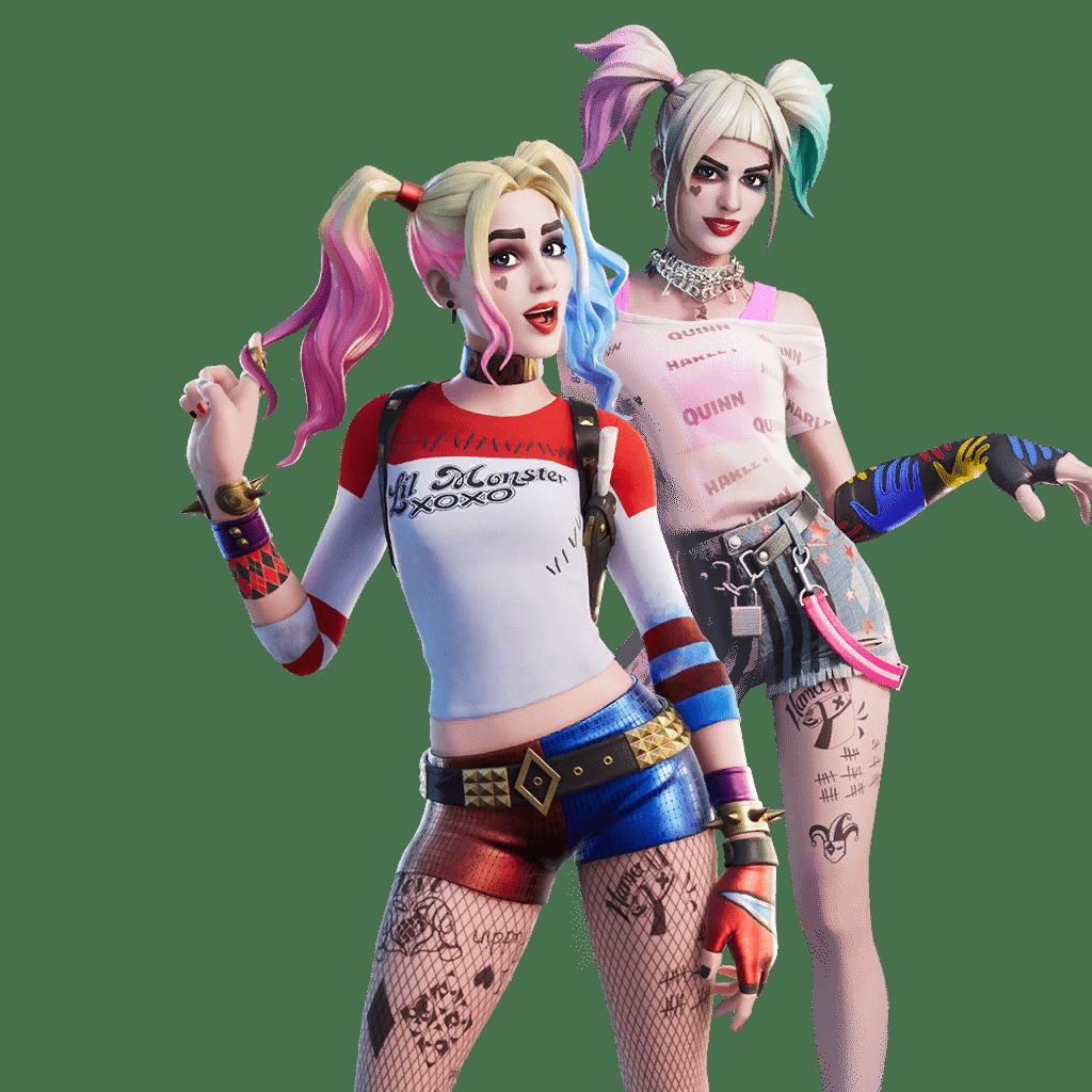 Fortnite v11.50 Durchgesickerte Haut - Harley Quinn