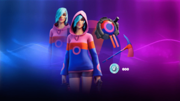 Fortnite The Wavebreaker Pack