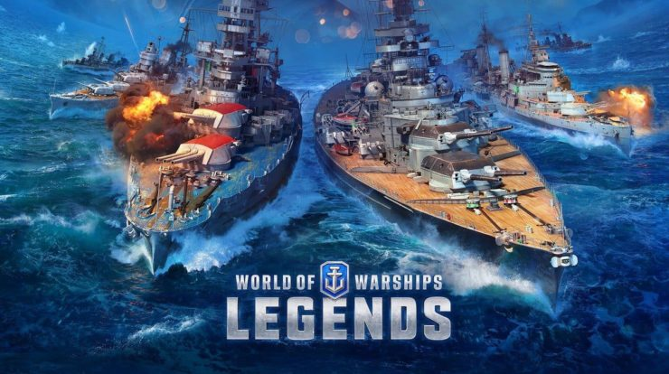 World of Warships Legends: Kostenloses Starter Pack für PS Plus-Abonnenten