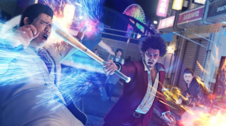 Yakuza wie ein Drache: DLC Additional Challenge Expansion Pack angekündigt