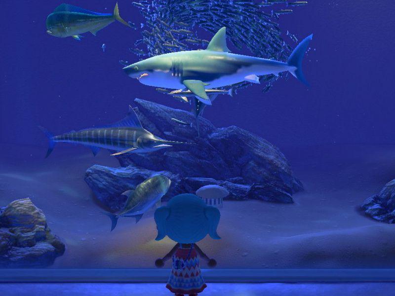 Animal Crossing New Horizons Haie