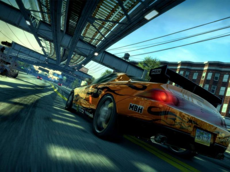 Burnout Paradise Remastered für Nintendo Switch angekündigt
