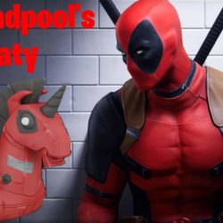 Fortnite Deadpools Pool Floaty Location - Wo Sie Deadpools Pool Floaty finden