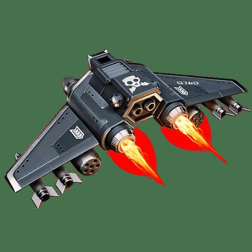 Fortnite Leaked v12.60 Glider - Schattenpirscher
