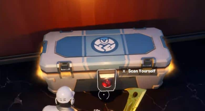 Fortnite Faction Locked Chest