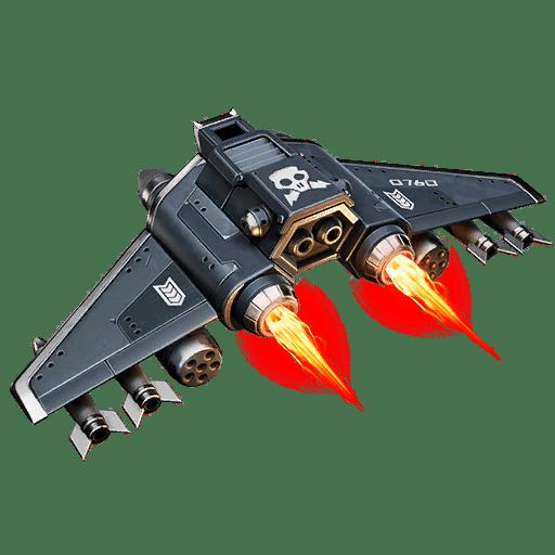 Fortnite v12.60 Durchgesickert Storm the Agency Reward - Shadow Stalker Glider