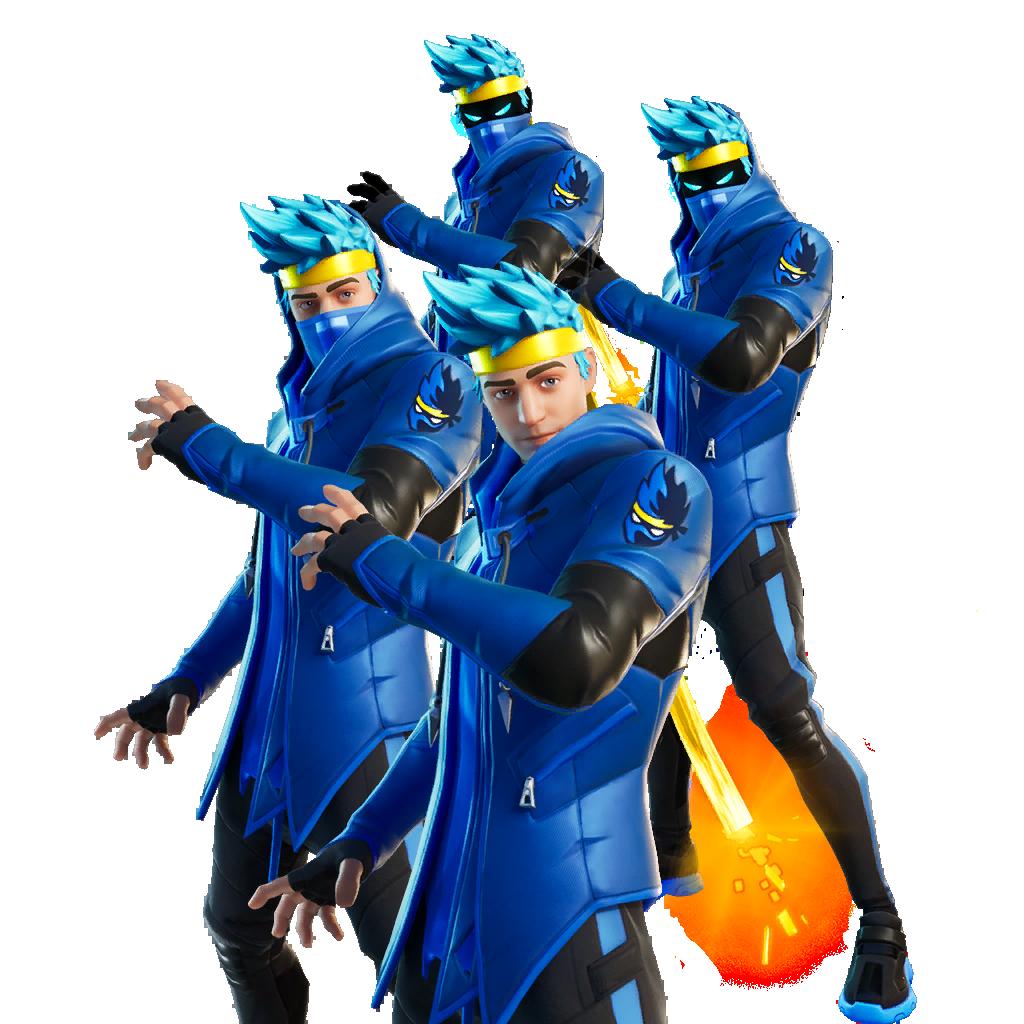 Fortnite Ninja Skin Styles