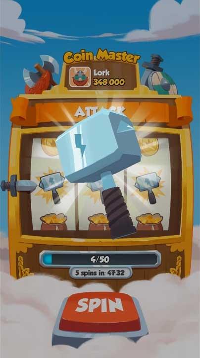 Hammer-coin-master