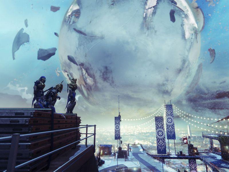 Schicksal 2: Ein Fehler enthüllt das wichtige Ereignis, das den Turm betreffen wird?