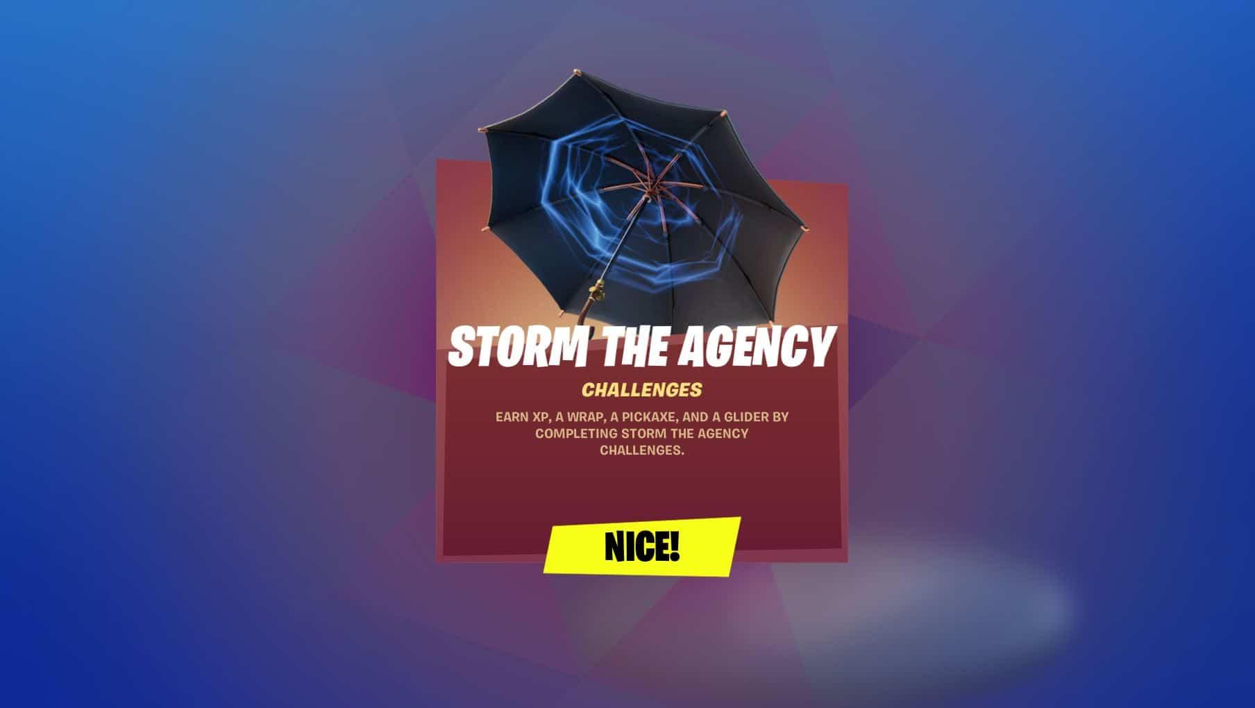 Stürme die Herausforderungen der Agentur