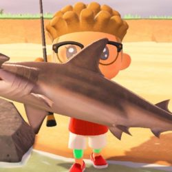 Animal Crossing New Horizons, Juni-Update: Wie man neue Fische fängt